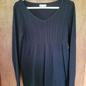 Maternity Empire Waist Sweater